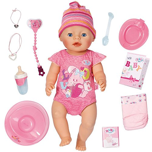 Life Like Baby Dolls For Girls, Realistic Doll From Baby Born by Baby Born
