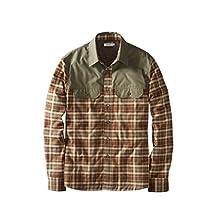 Howies Men's Organic Cotton Eco Primaloft Insulated Work Shirt