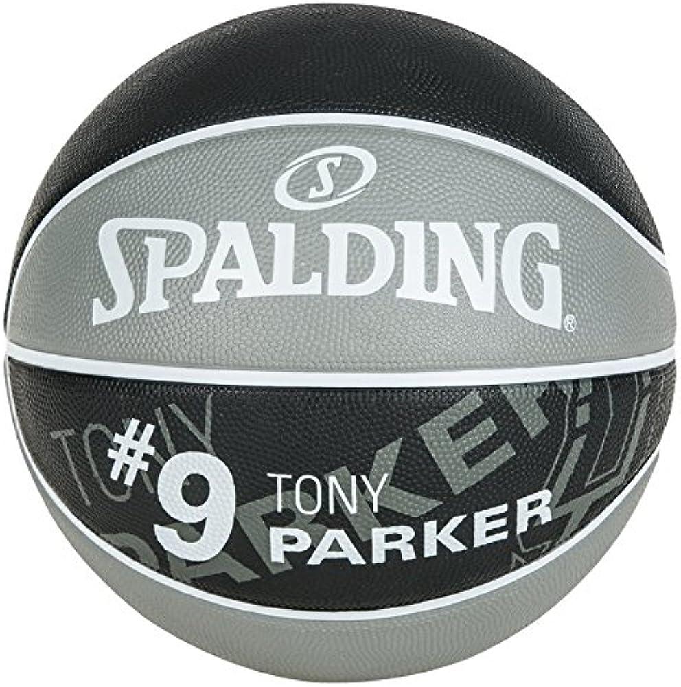 Spalding NBA Player Tony Parker Sz.7 83-380Z Pelota de Baloncesto ...