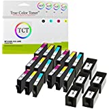 True Color Toner 934XL 935XL 20-Pack Combo High Yield Compatible Ink Cartridge Replacement for HP OfficeJet 6812 6815 Pro 6230 6830 6835 Printers (Black, Cyan, Magenta, Yellow)