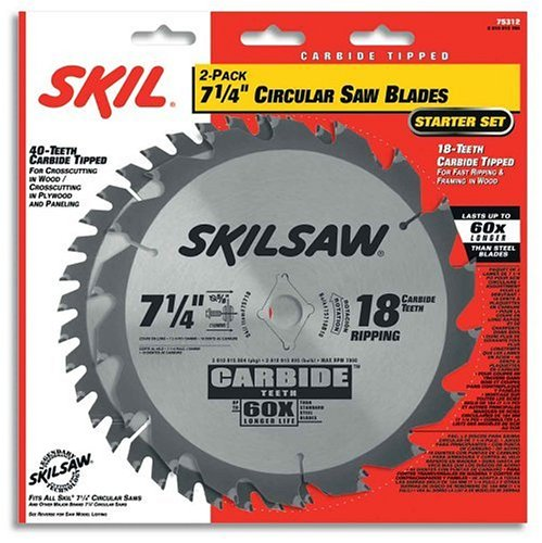 skil-75312-7-1-4-inch-saw-blade-combo-pack-with-18-tooth-crosscutting-and-ripping-blade-and-40-tooth