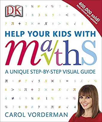 Help Your Kids with Maths: A Unique Step-by-Step Visual