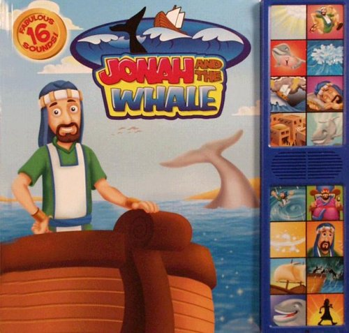 Jonah and the Whale: Deluxe Sound Storybook (Bible Deluxe Sound Storybooks)