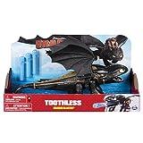 SpinMaster Figura de Acción Dragon Lanza Fuego