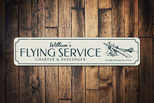 qidushop Flying Service Cartel Personalizado y vuelos de ...