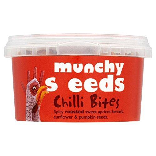 Munchy Seeds Chilli Bites Tub - - Chilli Bites
