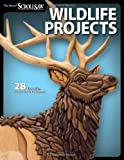 img - for Wildlife Projects: 28 Favorite Projects & Patterns (Scroll Saw Woodworki) book / textbook / text book