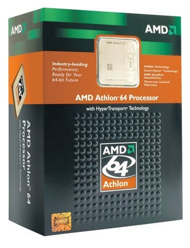 AMD Athlon 64 X2 4800+ Processor Socket 939 (Amd Athlon 64 X2 Dual Core 4800)