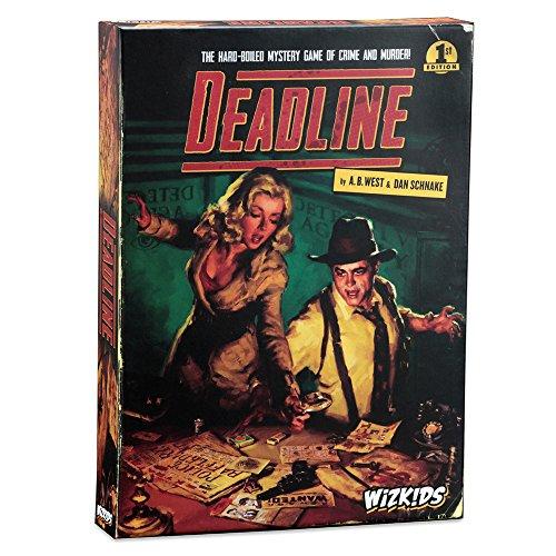 WizKids Deadline Board Game by WizKids