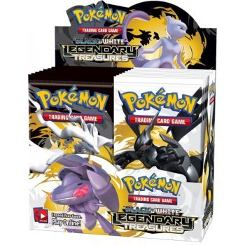Pokémon Trading Card Game: Black & White Legendary Treasures Booster Display (36 Boosters) by Pokémon