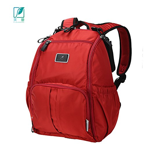 De azul Impermeable Con Bolsa B Mlf Capacidad Red hombro Gran Pañales Multifuncional Multi Bebé cambio Pañal w5z1zCqO