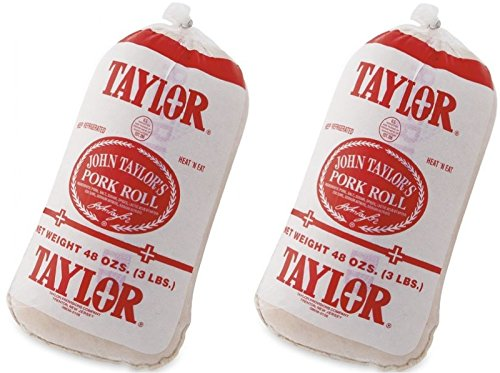 - 6 Pound Taylor Pork Roll Also Known As Taylor Ham