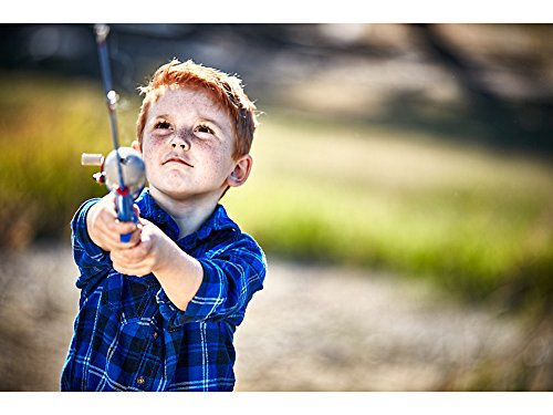 Shakespeare OLAFKIT Disney Frozen Olaf FIshing Kit