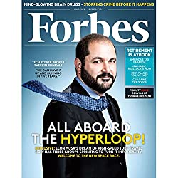Forbes, February 16, 2015