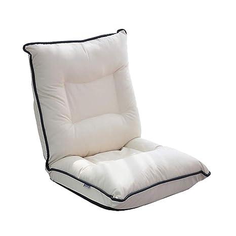 Amazon.com: YLCJ Lazy Sofá de 7 vías ajustable silla de piso ...