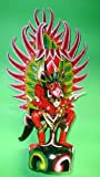 Garuda handmade wood carving from Bali Indonesia 20'' size Red or White