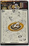 Artool Freehand Airbrush Templates, Steam Punk Fx Template - Complete Set Of 6