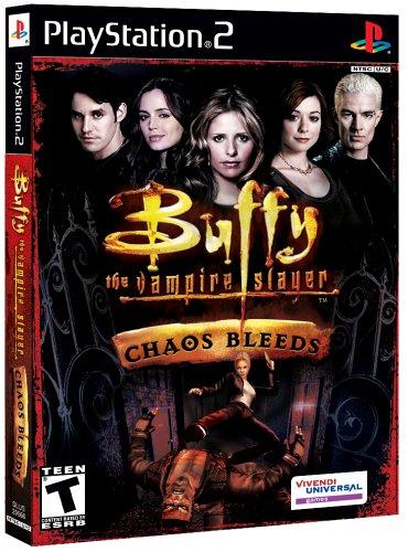 - Buffy The Vampire Slayer: Chaos Bleeds (PS2)