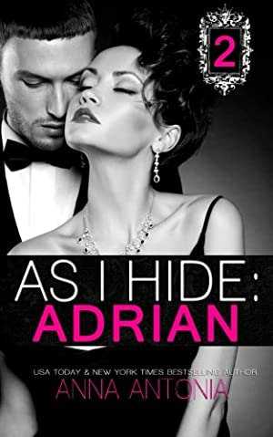 book cover of As I Hide: Adrian 2