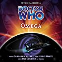 Doctor Who - Omega Radio/TV Program by Nev Fountain Narrated by Peter Davison, Ian Collier, Caroline Munro
