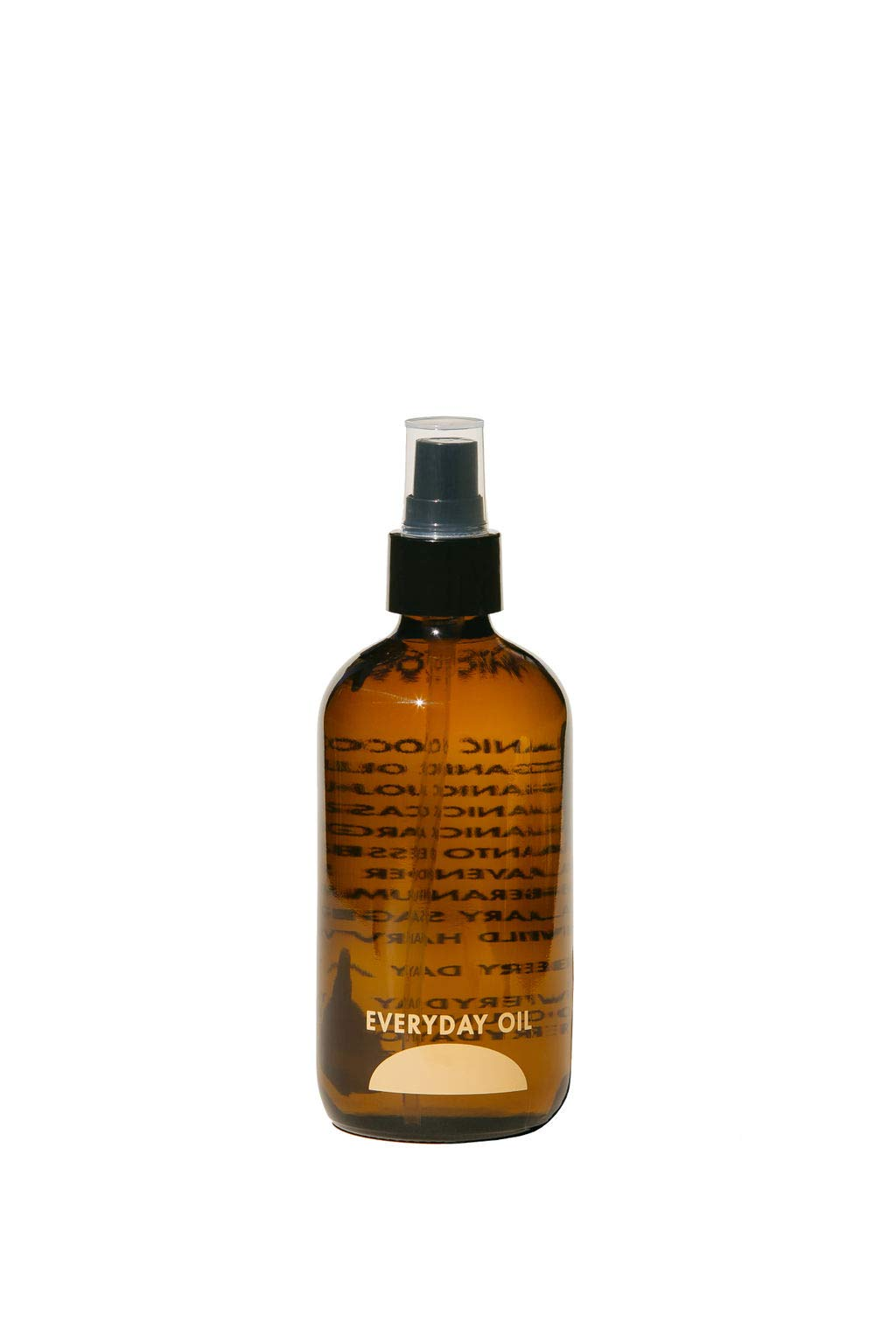 Everyday Oil Mainstay Blend, Face + Body Oil, Cleansing, Balancing, Hydrating, 8oz.