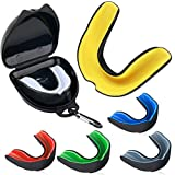 Vanmor Sports Mouth Guard, 6 Pack Youth Mouthguard