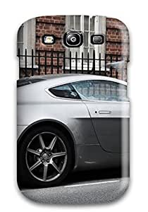 Slim Fit Tpu Protector Shock Absorbent Bumper Aston Martin Amv8 Vantage Case For Galaxy S3 by Maris's Diary