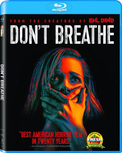 Blu-ray : Don't Breathe (Ultraviolet Digital Copy, )