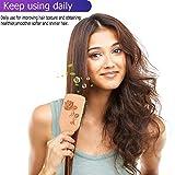 Bsisme Hair Brush-Boar Bristle Hairbrush with