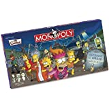 Simpsons Tree House of Horrors Monopoly