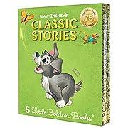 Walt Disney's Classic Stories (Disney Classics) (Little Golden Book)