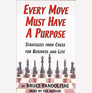 Every Move Must Have a Purpose Hörbuch
