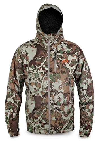First Lite - Uncompahgre Insulated Jacket in First Lite Fusion LG - First Lite Fusion