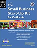 Small Business Start-Up Kit for California with CDROM