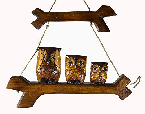 wood carved owl - 8