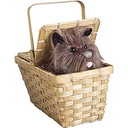 Deluxe Toto in Basket Costume (Toto Dog In Basket)