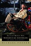 The Last Honest Man, Michael Posner, 0771070233