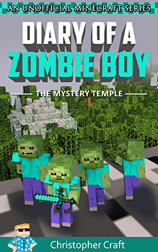 Diary Zombie Boy Unofficial Minecraft ebook