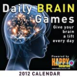Daily Brain Games, Happy Neuron, 1449403891