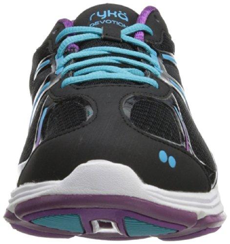 Black Ryka Blue Walking Detox Women's Devotion Bright Shoe Violet qxPFCg1wxa