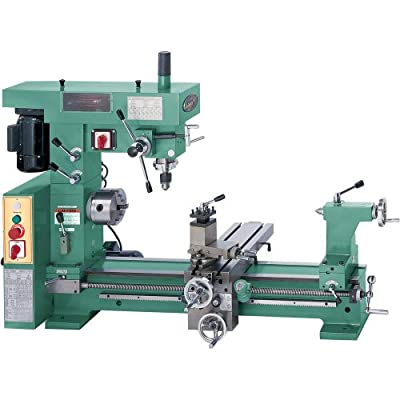 Grizzly G9729 Combo Lathe/Mill - Power Lathe Accessories