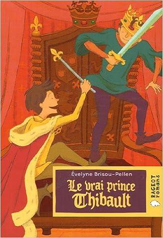 Book Le vrai prince Thibault