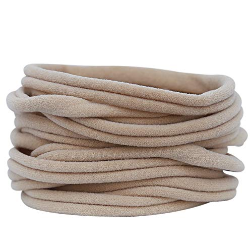 Wholesale Tutu Supplies (Nylon Headbands for Baby Girls 200 Bulk Wholesale DIY (200 Pieces -)