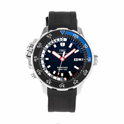 - IWC Aquatimer Automatic-self-Wind Male Watch IW354703 (Certified Pre-Owned)