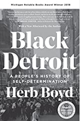 Black Detroit: A People's History of Self-Determination Paperback