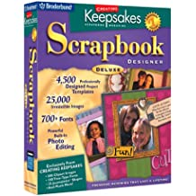 Creating Keepsakes Scrapbook Designer Deluxe [OLD VERSION]