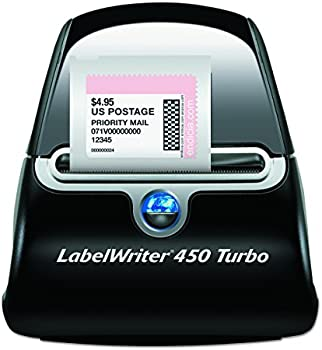 Dymo LabelWriter 450 Turbo Label Printer for PC and Mac