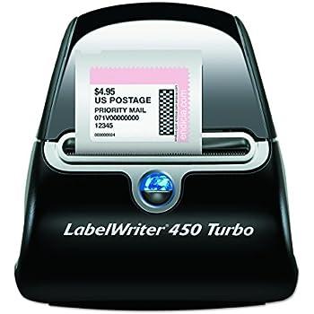 DYMO LabelWriter 450 Turbo Thermal Label Printer (1750283)