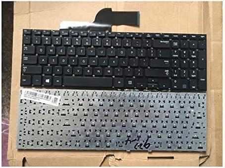 US FOR Samsung 355V5C 350V5C 550P5C 270E5V 275E5V 300E5V 270E5U Black Replace laptop keyboard Black New English
