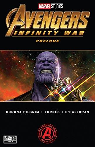 (Marvel's Avengers: Infinity War Prelude (2018) #2 (of 2))